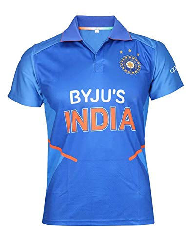 Indian Cricket Team T-Shirt for Boys
