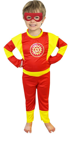 Shaktiman Suit for Boys