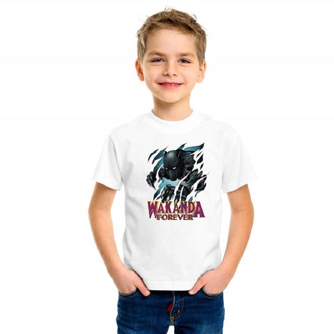 Black Panther T Shirts for Kids