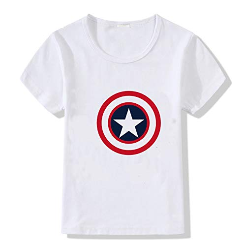 Captian America T-Shirts for Kids
