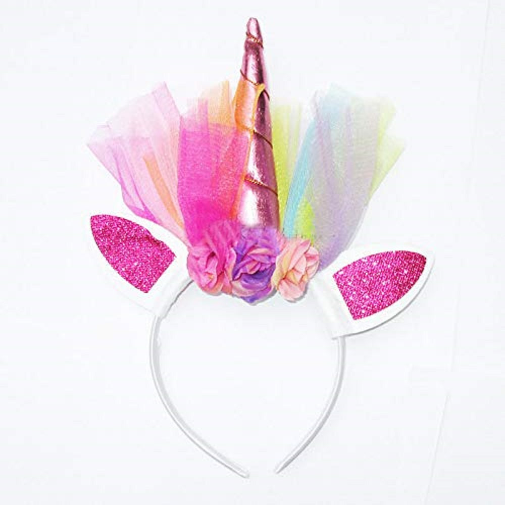 Unicorn Party Princess Premium Head Band(Thorn)