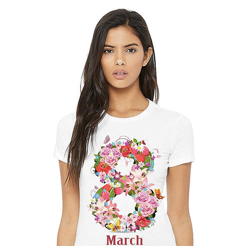 Women's Day T-shirts