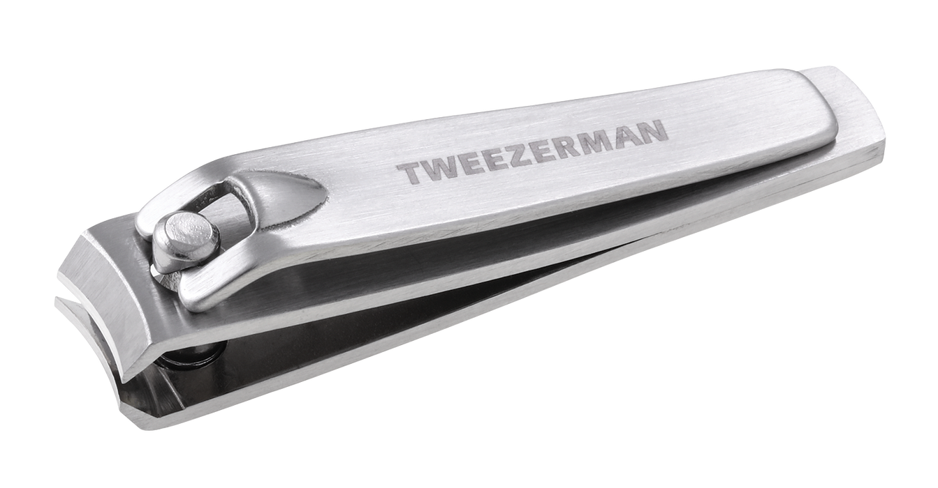 Tweezerman Stainless Steel Fingernail Clipper 3085-R