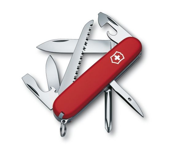 Victorinox Hiker (Red) Swiss Army Knife 1.4613-033-X1