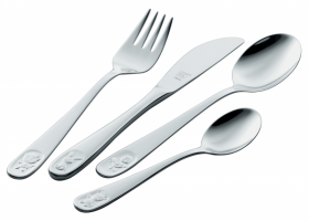 Zwilling J A Henckels TWIN? Bino 4-Piece Children's Flatware Set 7009-210