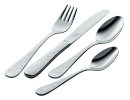 Zwilling J A Henckels TWIN? Grimms 4-Piece Children's Flatware Set 7010-210