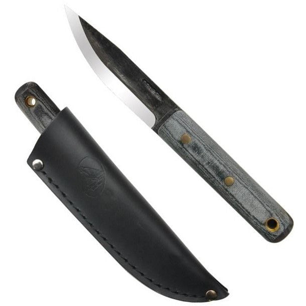 "Condor Woodlaw fixed blade knife Knife (4"" Black) CTK248-4HC"
