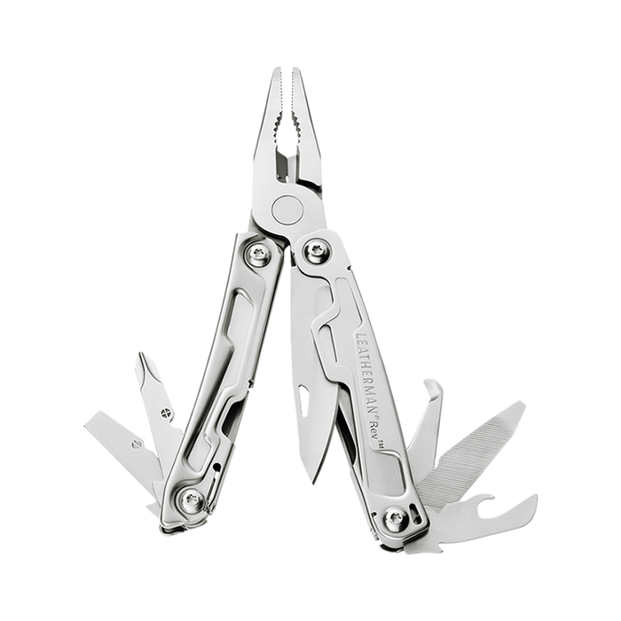 Leatherman Rev Multi-Tool Stainless Steel (14-in-1) 832130