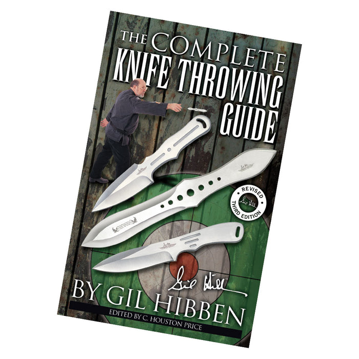 United Cutlery Gil Hibben Knife Throwing Guide UC0882