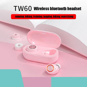 (SPORT) NEW TW60 Wireless bluetooth headset