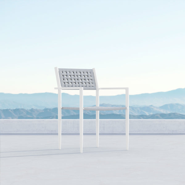 Naples | Dining Chair x2 - White