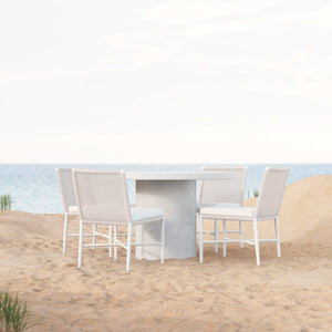 "Big Sur | 48"" Dining Table - Azzurro Living"