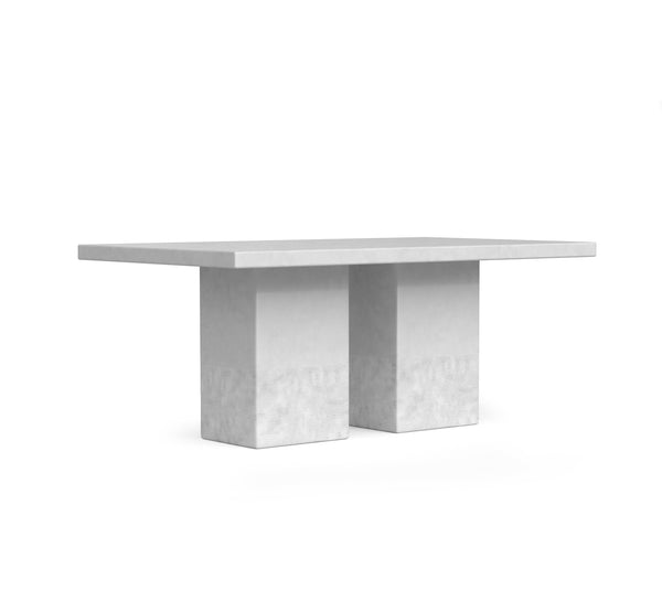 "Big Sur | 72"" Dining Table - Azzurro Living"