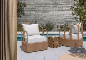 Capris | Club Chair - Azzurro Living