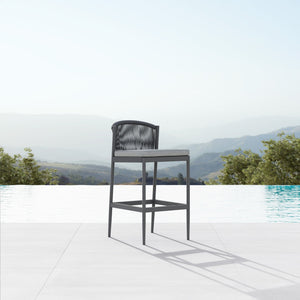 Catalina | Bar Stool -Ash - Azzurro Living