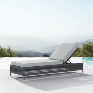 Catalina | Chaise Lounge -Ash - Azzurro Living