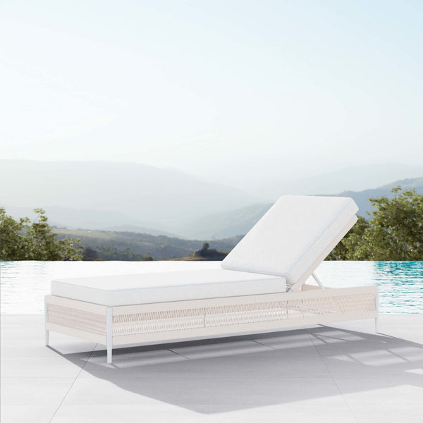 Catalina | Chaise Lounge - Sand - Azzurro Living
