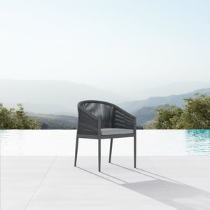 Catalina | Dining Chair - Ash - Azzurro Living