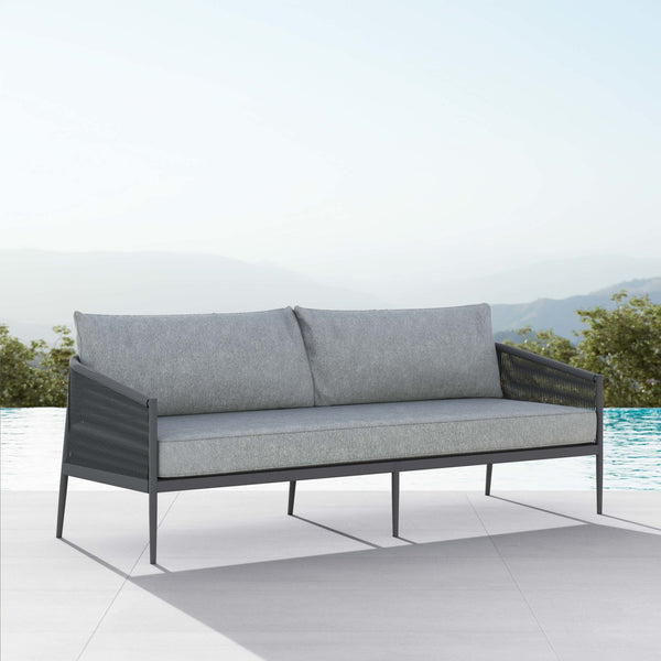 Catalina | Sofa -Ash - Azzurro Living