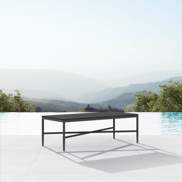 Corsica | Coffee Table - Charcoal - Azzurro Living