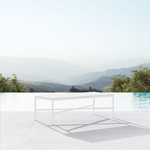 Corsica | Coffee Table -White - Azzurro Living