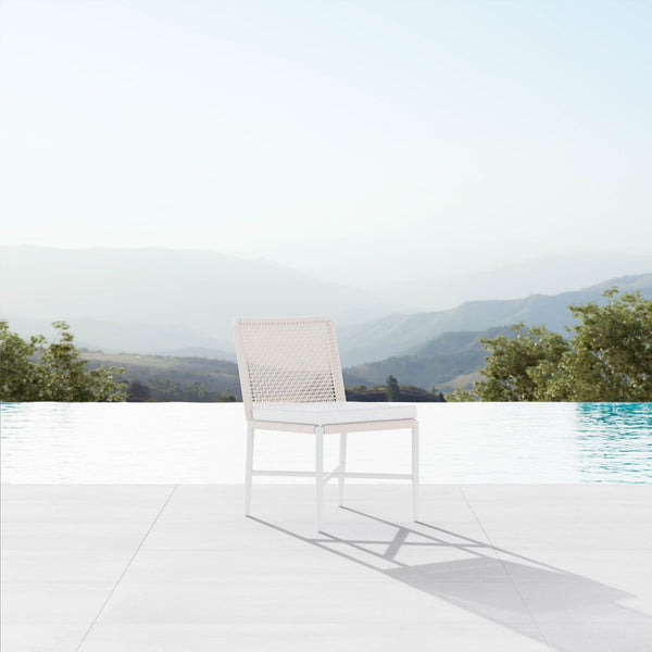 Corsica | Dining Chair Armless - Azzurro Living