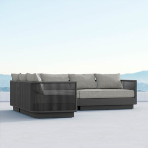 Porto | Left Arm Sectional - Azzurro Living