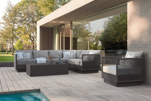 Porto | Right Arm Sectional - Azzurro Living