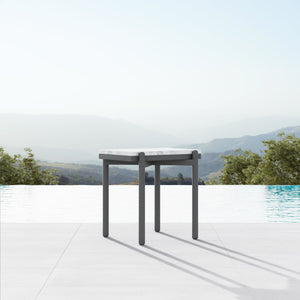 Verano | Side Table -Charcoal - Azzurro Living
