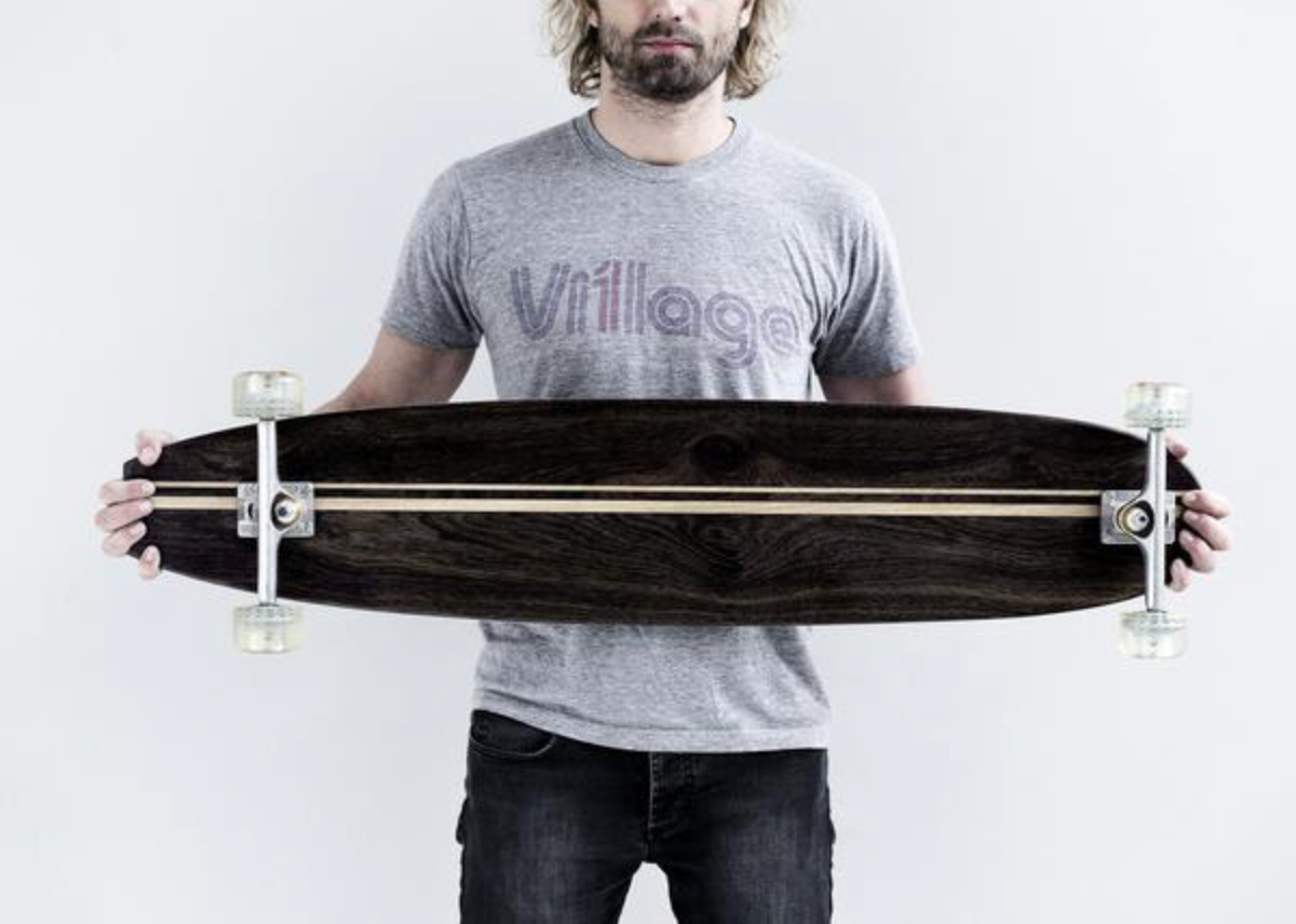 AFLYST: WORKSHOP: Design og byg dit eget skateboard