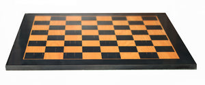 "Chess Board 2"" Square size with Antique Looked Box wood and Ebony wood"
