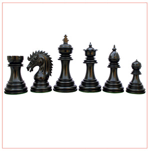 Thebes Series Premium Staunton 4.4 Chess Set