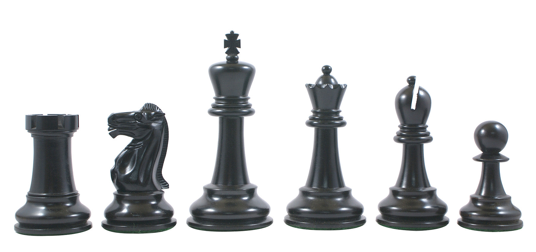Jaques Reproduction Circa 1925-37 Antique Chessmen
