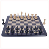 "Championship Series 3.5"" Ebony Staunton Chess Set"