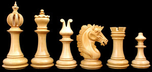 "Lonia Series 4.5"" Premium Staunton Chess Set"