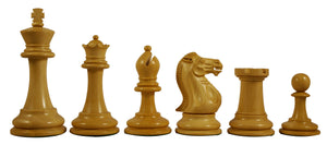 "Paul Moprhy Series 3.25"" Premium Staunton Chess Set"