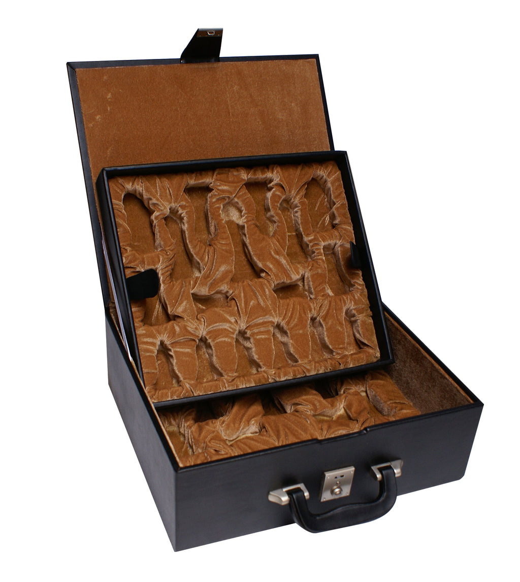 "Chess Presentation Coffer for 4.4"" Chess Set"