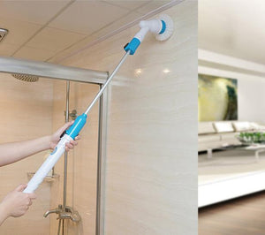 Each brush has been specially designed to be effective in certain types of dirt or accessibility