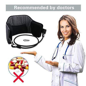 iHRtrade - Neck Doctor - Neck Pain Relief Pillow - Portable Cervical Traction (2 styles),USB C Charger