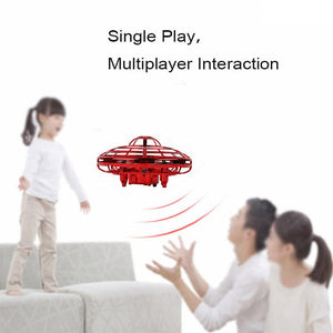 (80% OFF)Mini Drone Quad Induction Levitation