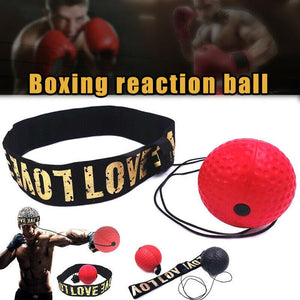 50% OFF! Boxing Reaction Ball