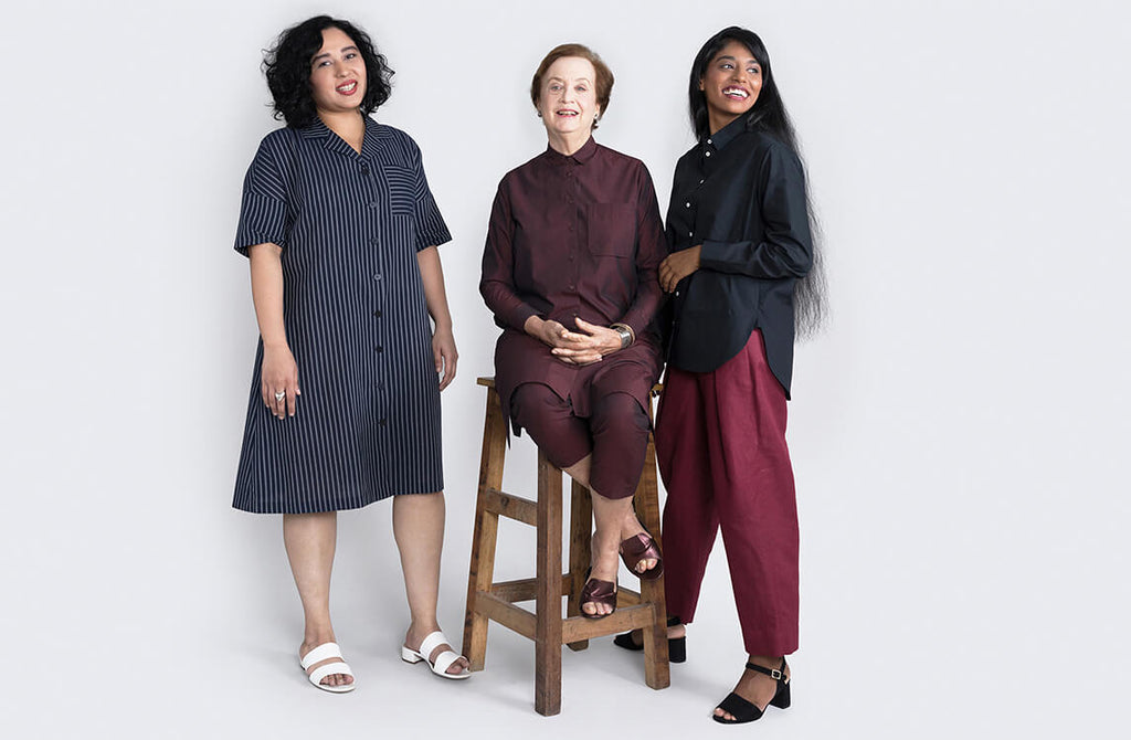 GARMENTS FOR ALL: AN INCLUSIVE EDIT OF TIMELESS ESSENTIALS