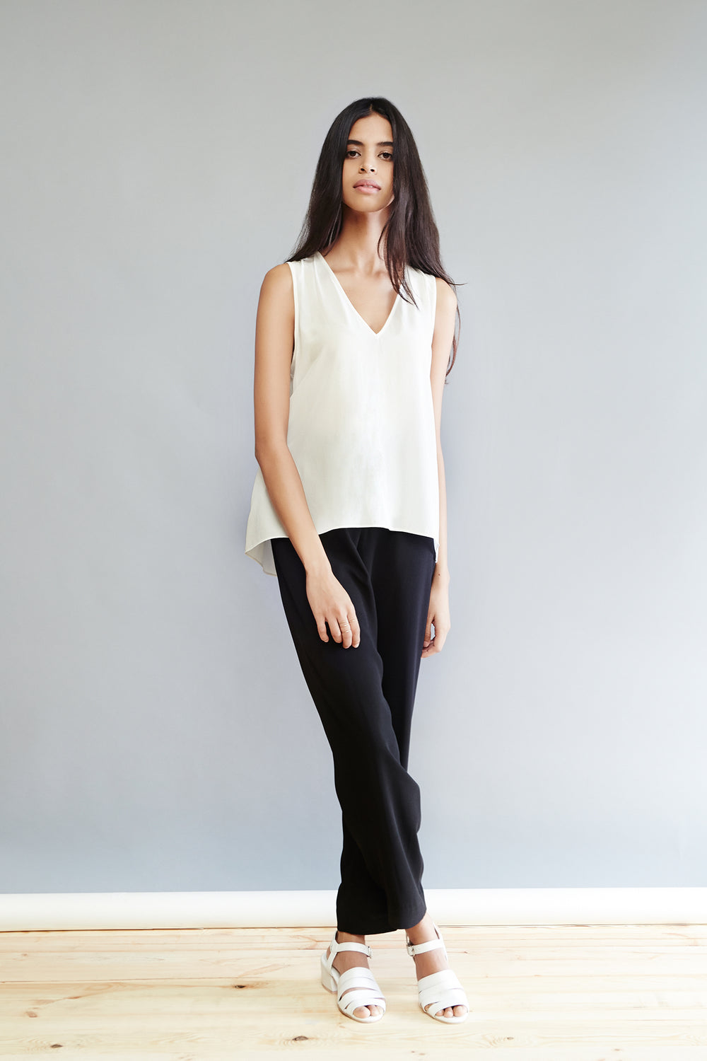 Essential Silk Tank