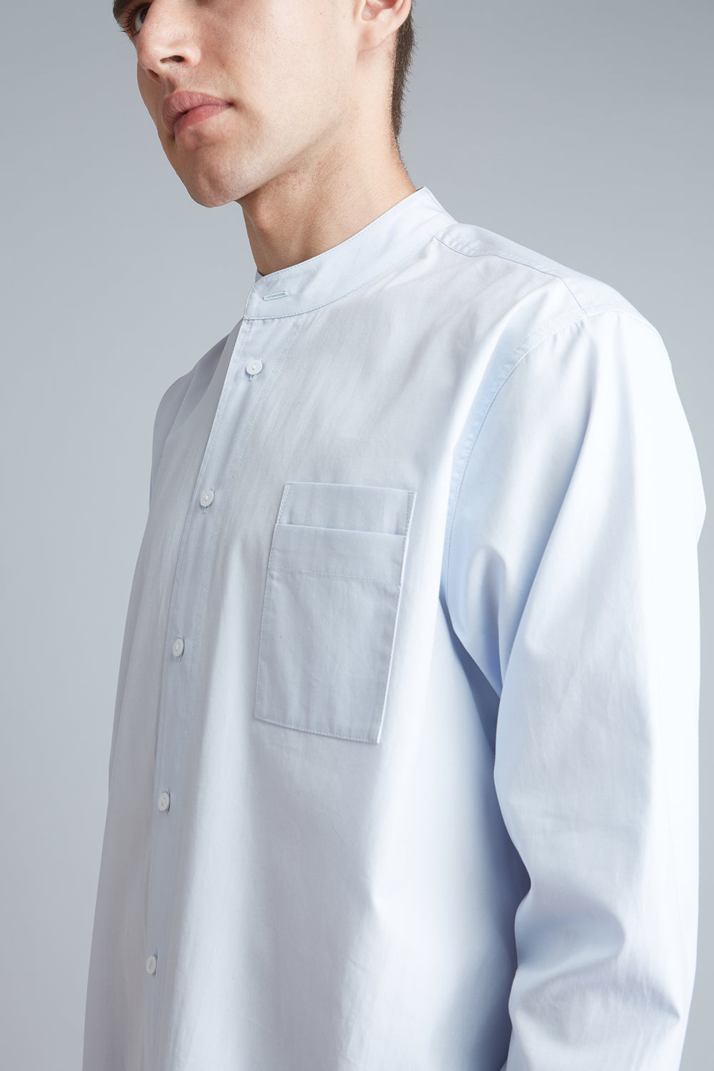 Double Pocket Cotton Shirt
