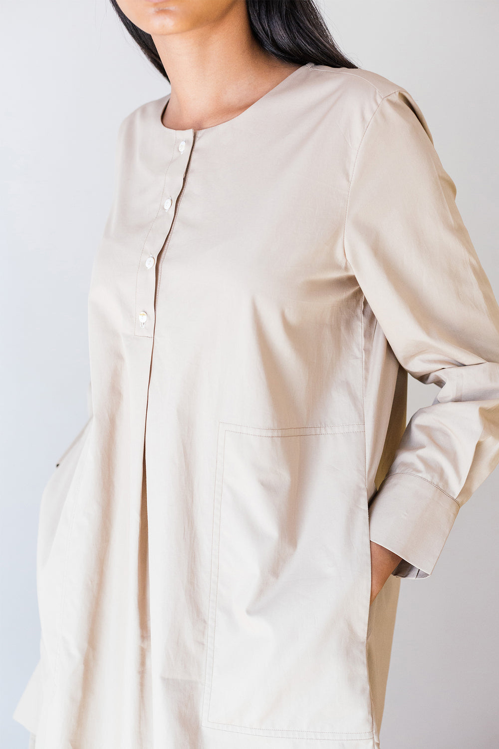 Modern Kurta Shirtdress