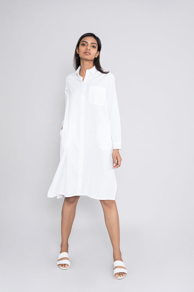 The Essential Shirtdress
