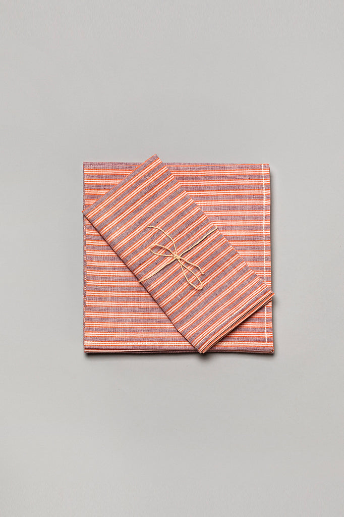 Khadi Cotton Napkin Set