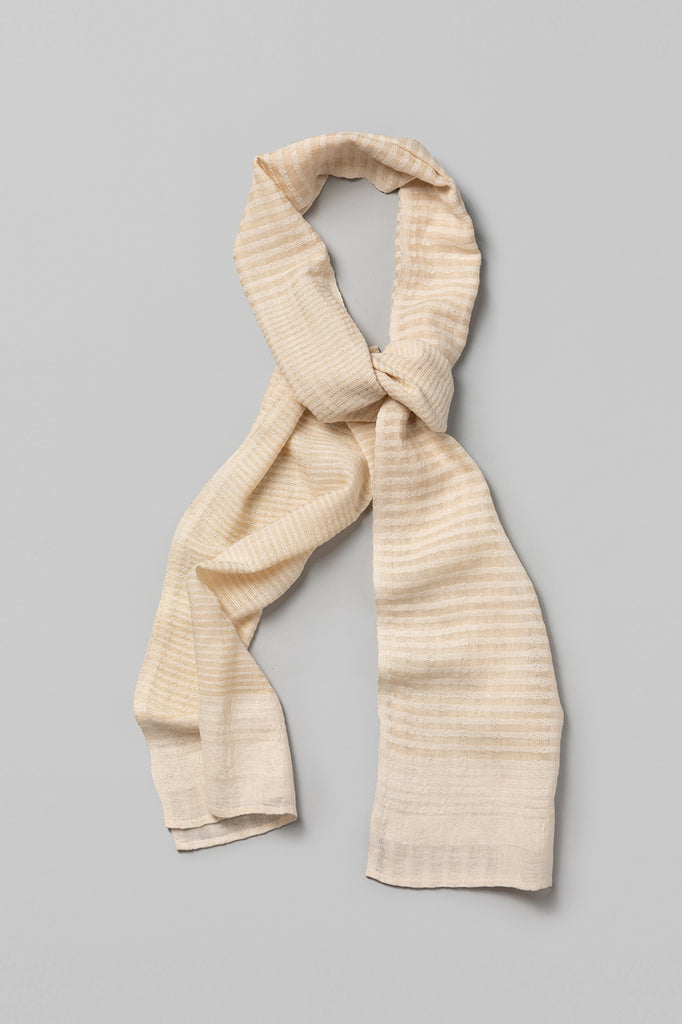 Handwoven Textured Scarf