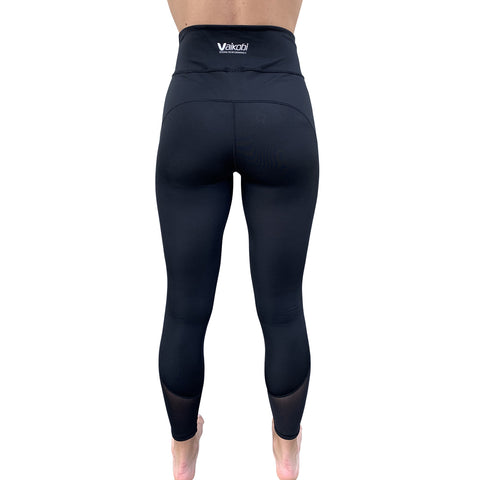 Ergo Midnight Leggings-Black