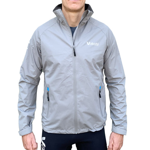 VDRY- LIGHTWEIGHT JACKET-LIGHT GREY